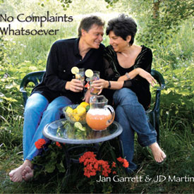 No Complaints Whatsoever CD cover