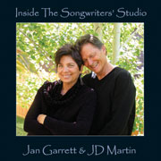 Inide the Songwriters' Studio CD cover