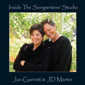 Inside the Songwriters' Studio CD cover